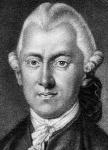 Johann Christian Schreber wurde am 17. Januar 1739 in Weißensee, Thüringen, geboren. - wiss_Schreiber